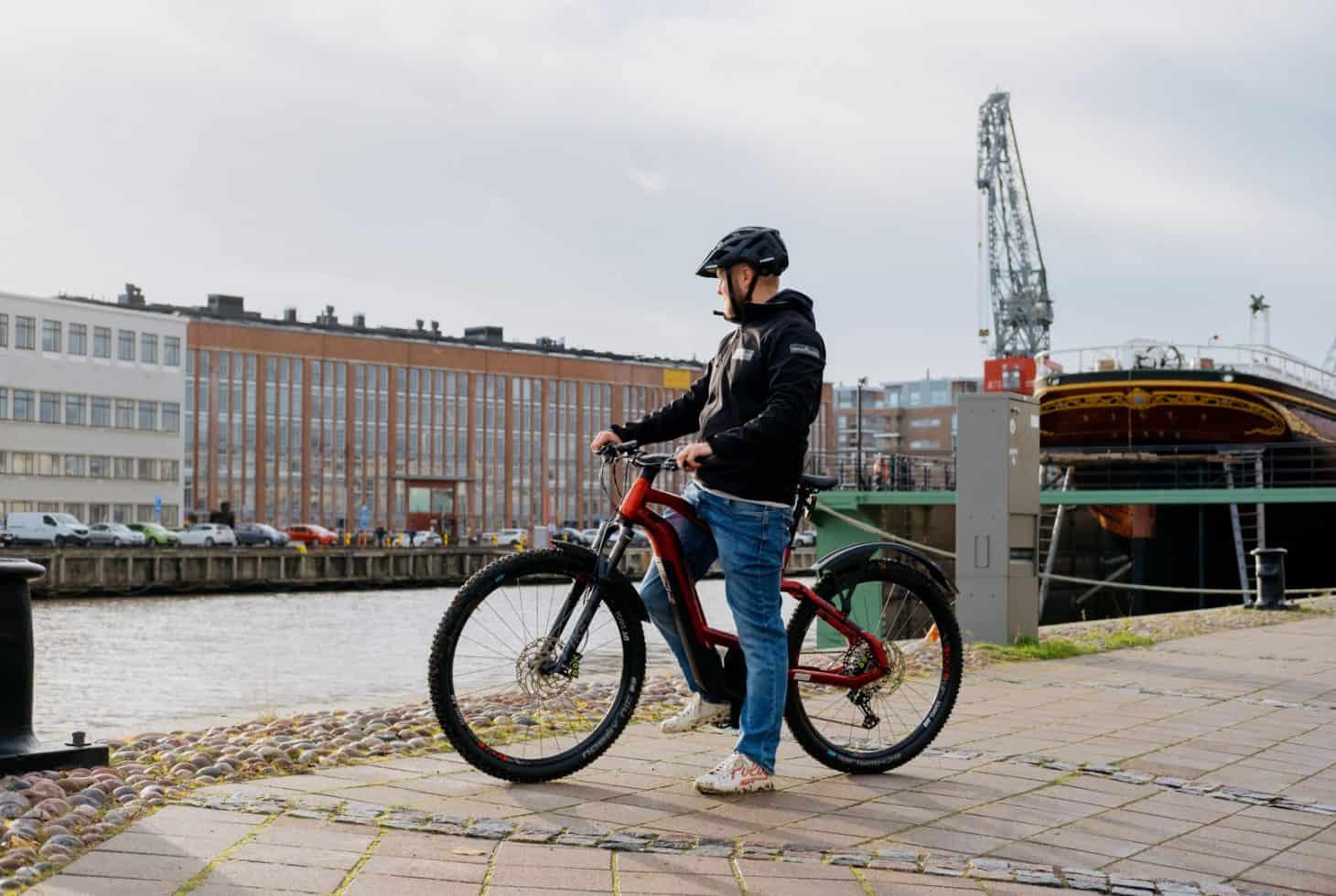 Sähköpolkupyörät Turku