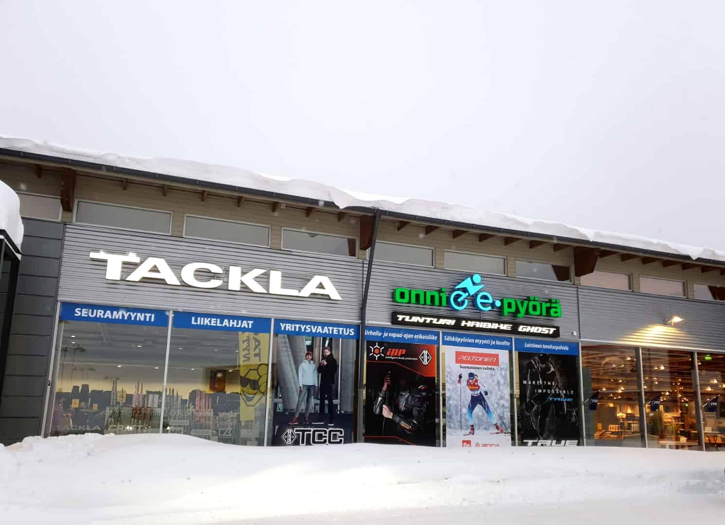 Onnipyörä Lappeenranta